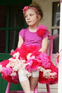 'blooming lovely' Angel's Face Petti skirts