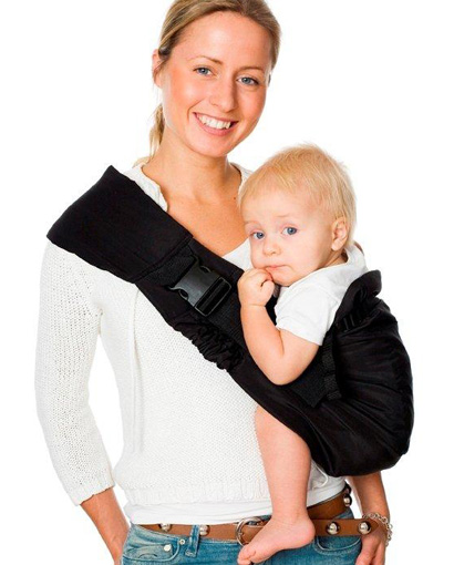 Featured Review: In The Pocket Baby Baby Carrier