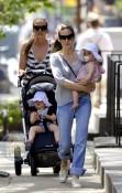 sarah jessica parker with nanny