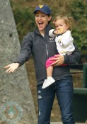 Jennifer Garner and daughter Seraphina
