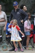 Jennifer Garner and daughter Violet Affleck