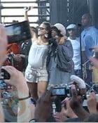 Alicia Keys and Lauryn Hill