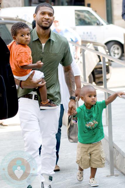 Naviyd Raymond, Usher, Usher Raymond V