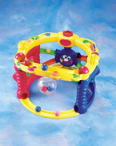 RECALL: 2.8 Million Fisher-Price Infant Toys with Inflatable Balls Due to Choking Hazard