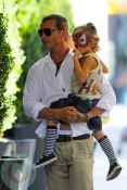 Gavin Rossdale with Kingston