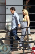 Ali Larter and husband Hayes MacArthur
