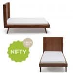 Ubabub NIFTY toddler bed