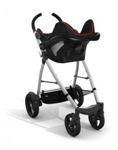 phil&teds smart with infant seat