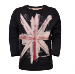 Burberry Fall/Winter 10 Union Jack Tee