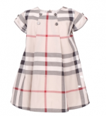 Burberry Fall/Winter 10 Nova Check Dress