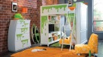 Nickelodeon Rooms Slimed Loft Bed
