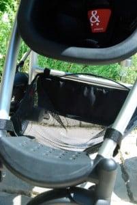 phil&teds smart stroller shopping basket