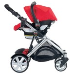 Britax B-Ready w/ Britax Chaperone Installed