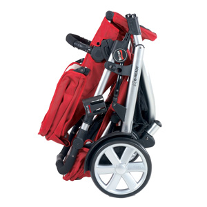 Britax B-Ready folded