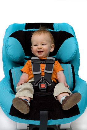 AAA Advises Parents To Keep Toddlers \'Rear Facing\' Longer