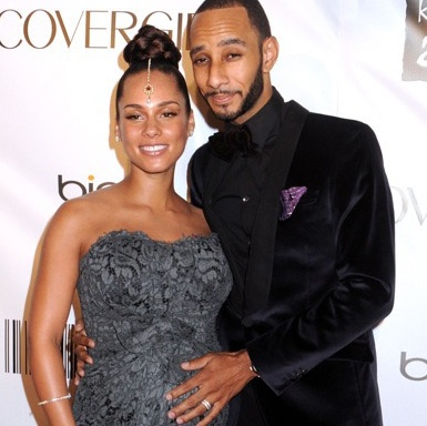 Alicia Keys And Swizz Beatz Welcome A Baby Boy!
