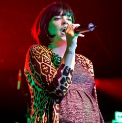 Lily Allen Makes A Surprise Appearance at Professor Green Concert