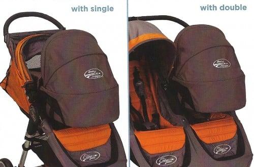 Baby Jogger Compact Pram