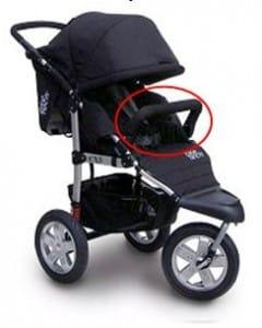 Tike Tech X3 strollers