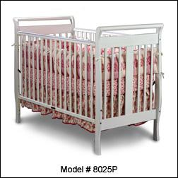 Recalled Angel Line Crib