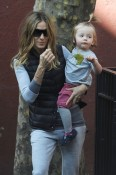 Sarah Jessica Parker with Tabitha