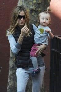 Sarah Jessica Parker with Tabitha