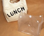 Lunch Sacks - with insert