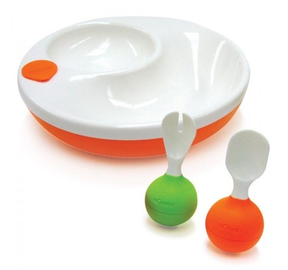 mOmma Mealtime Collection ~ Technology and Design For Today's Baby!