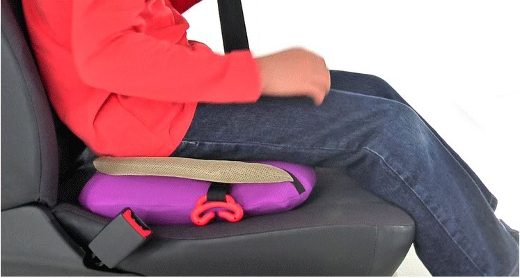Inflatable Booster Seat Takes Exhibition By Storm