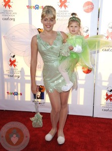 Busy Phillips and Daughter Birdie Leigh Silverstein