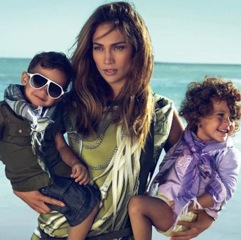 Jennifer Lopez's Twins Max & Emme Star in New Gucci Campaign