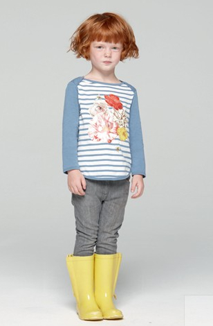 Stella McCartney's New Kids Collection 2010