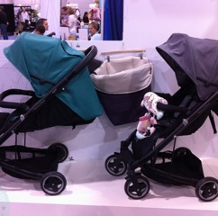 Mamas & Papas Announces 2 New Strollers ~ The Sync and Acro