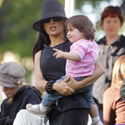 Valentina Visits Salma On The Set Of Her New Movie