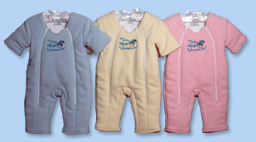 Baby Merlin's Magic Sleep Suit