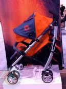 Baby Planet Elements Fire Stroller