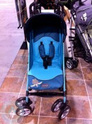 Baby Planet Endangered Species Sea Turtle Stroller