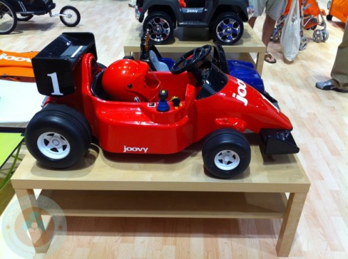 Joovy electric kids car