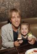 Larry Birkhead and Danielynn @ World Hunger Relief Benefit