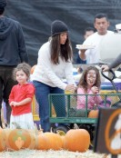 Soleil Moon Frye With Daughters Poet & Jagger