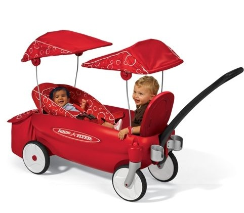 Radio Flyer Introduces First Ever Wagon For Babies