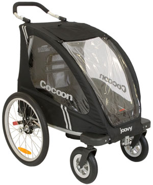 Featured Review: Joovy Cocoon X2