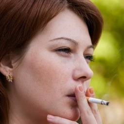 Exposure To Second Hand Smoke In Utero May Thicken Arteries