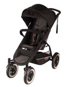 hammerhead stroller in single mode
