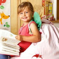 Cocoon Couture ~ Cozy Kid's Bean-bag Chairs Just Perfect for Snuggling!
