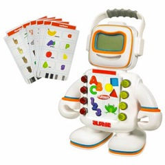 Kid Tested: Playskool's Clever Robot Alphie!