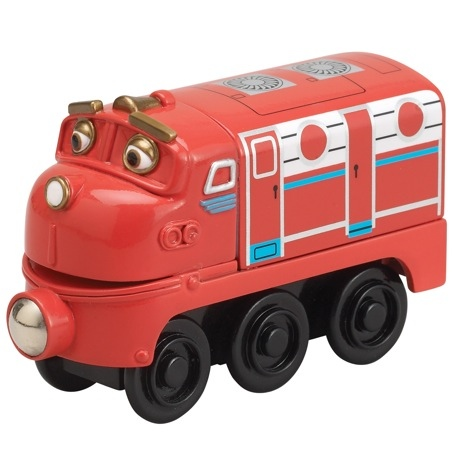 Chuggington Wooden Railway Wilson Engine