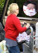 Amy Poehler and son Abel James Arnett