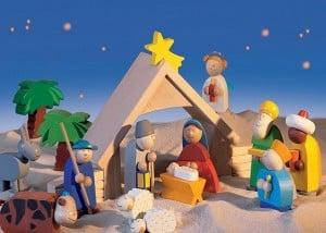 Haba Nativity Set