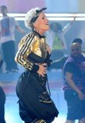 Pink performing @ American Music Awards
